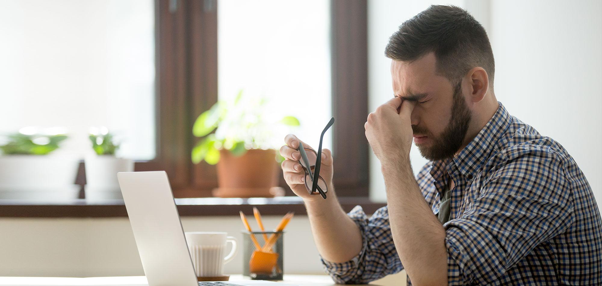 Dehydration Headache or Chronic Migraine?