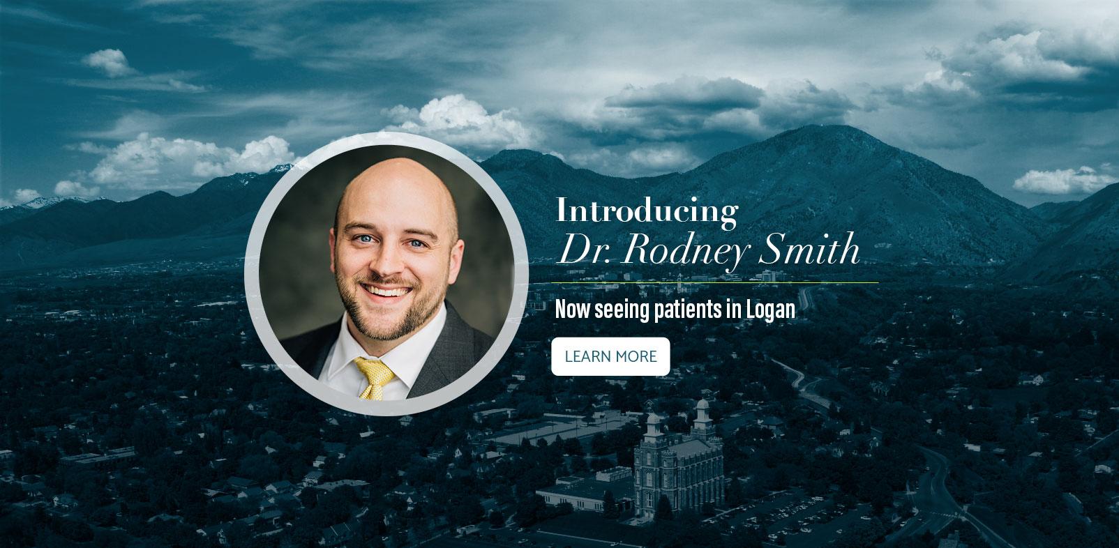 Dr. Rodney Smith