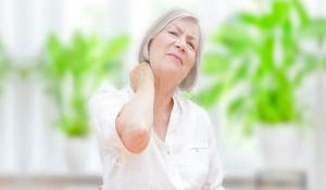 What are common treatments for a pinched nerve in the neck?